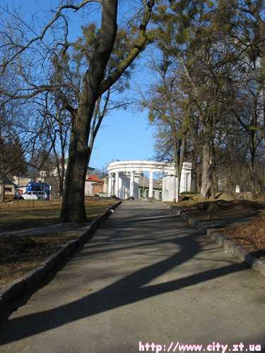 Парк Житомира