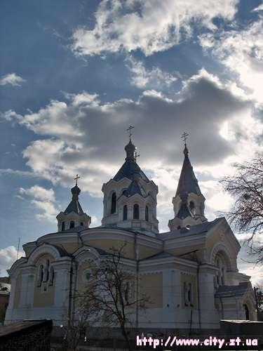 Собор Житомира