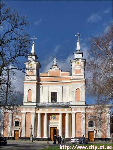 Костел II