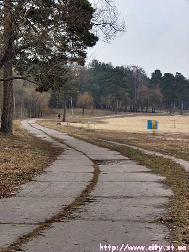Парк восени II