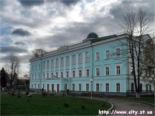Педагогічний Університет міста Житомир