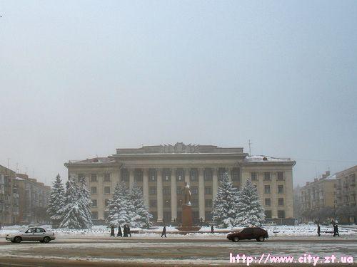 Площа Соборна Житомир