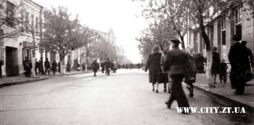 Михайлівська вулиця та її іторія