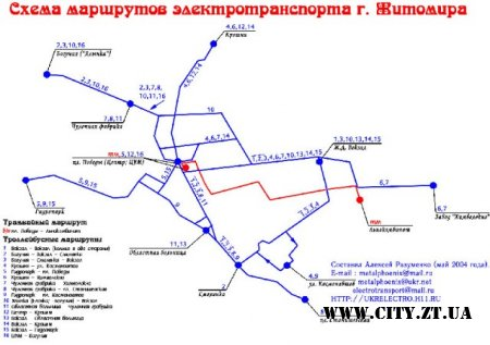 Автовокзал Житомира